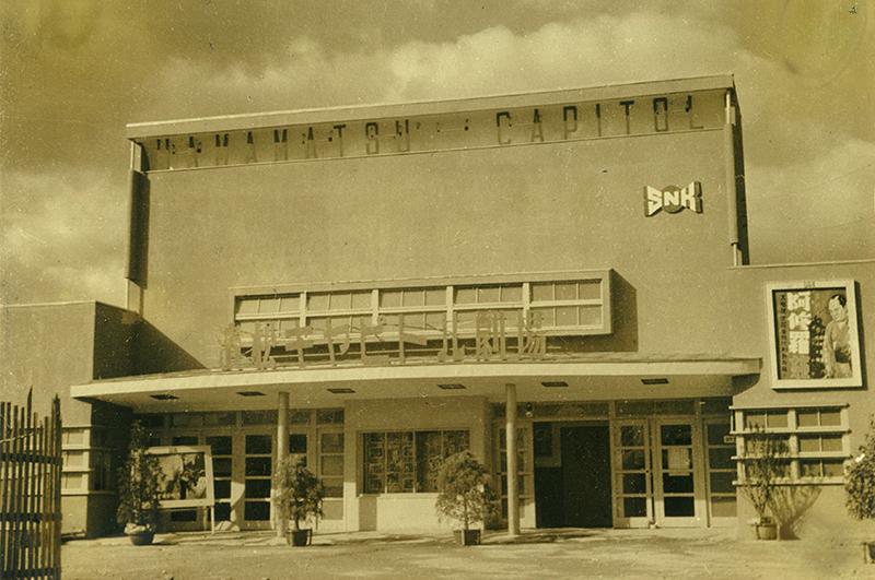 浜松キャピトル劇場 1946.12~48.1
