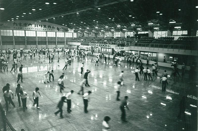 東京スケートリンク