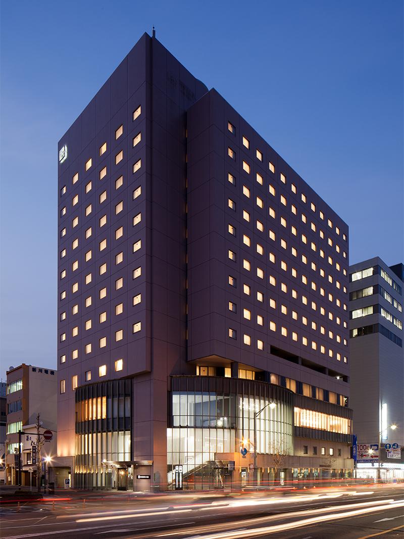 ホテル東急ビズフォート広島 2012.1.11~(その後、広島東急REIホテルにリブランド 2015.4.1)